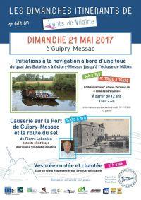 Chemins de Terre du 15 au 21 mai 2017