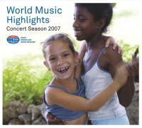 Musiques du Monde du 19 au 23 juin 2017