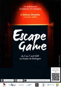 ESCAPE GAME ÉPHÉMÈRE