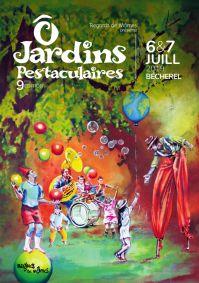 Ô JARDINS PESTACULAIRES