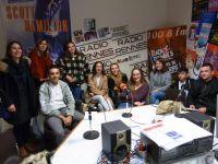 VISITE DES STUDIOS