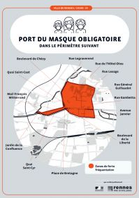 PORT DU MASQUE OBLIGATOIRE