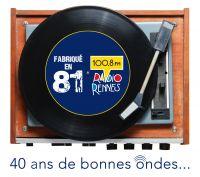 40 ANS DE BONNES ONDES...