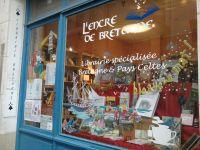 La vitrine du libraire : L'Encre de Bretagne