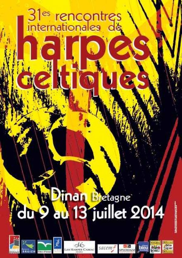 Rencontre internationale harpe dinan