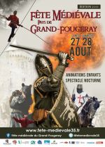 FETE MÉDIÉVALE DU GRAND-FOUGERAY