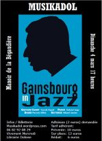 GAINSBOURG IN JAZZ