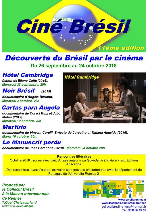 rencontre avec brésilienne