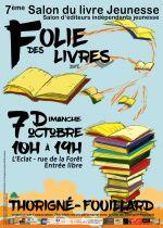 FOLIE DES LIVRES