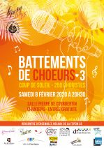BATTEMENTS DE CHOEURS