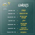 LABEL MIF - Musique live #2