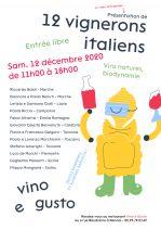 12 VIGNERONS ITALIENS