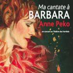Ma cantate à Barbara