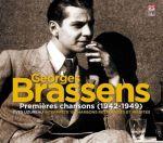 Georges Brassens (Premières chansons 1942-1949)